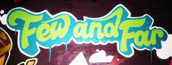"""Few and Far"" Oakland"