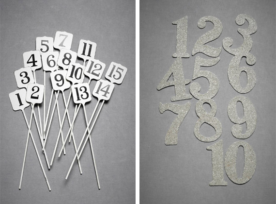 """""""table numbers"""" BLHDN"""