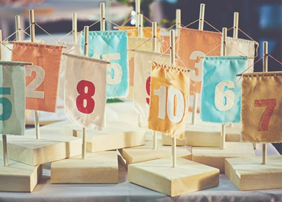 """""""Table Numbers"""""""