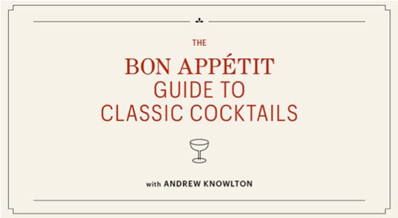"""""""bon appetite"""" drinks"""