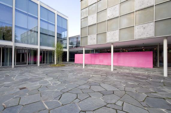 """Martin Pfeifle"" Pink Field"