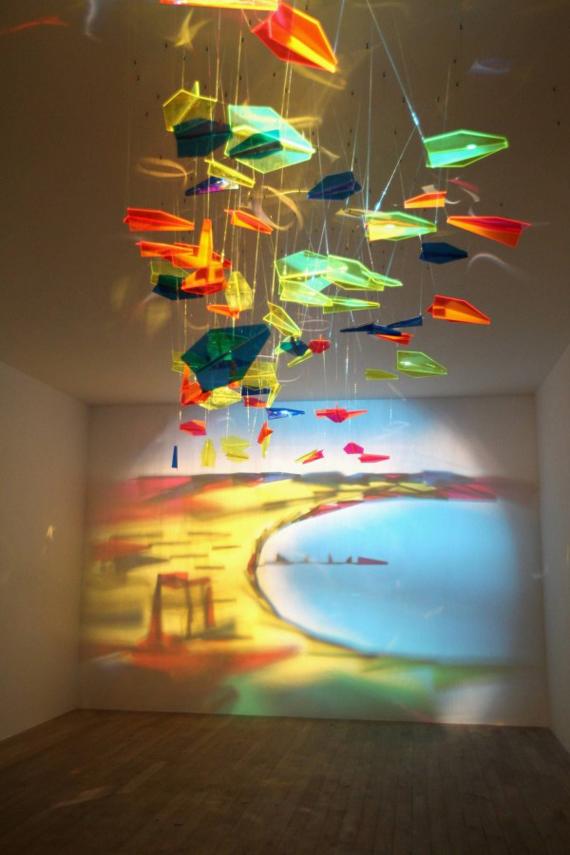"""""""Rashad Alakbarov"""" """"light paintings"""" shadow"""