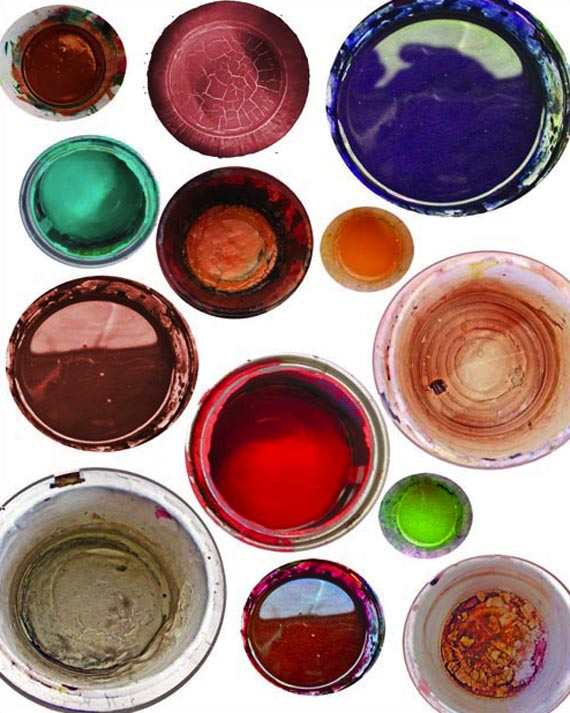 """P.K. Frizell"" artist paint Oakland ""Mercury 20"""