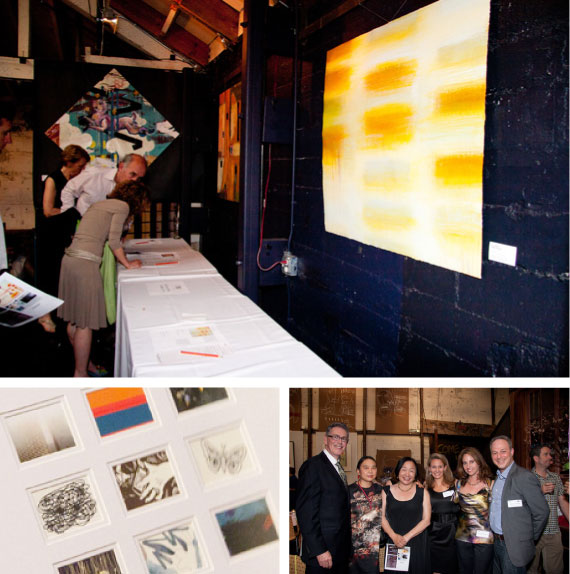 """Art Murmur"", Oakland, Fundraiser, Flourish"