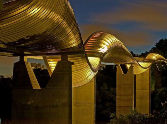 """Henderson Waves"", bridge, singapore"