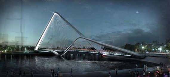 """Buro Happold"" ""10 design"" bridges"