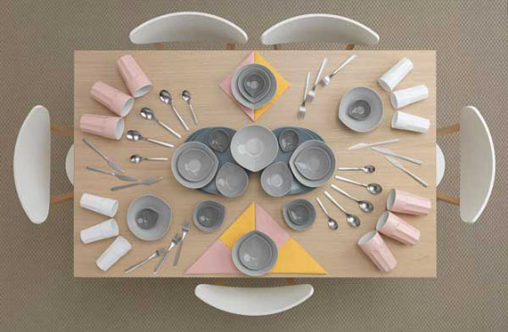 """Carl Kleiner"", IKEA, table, kitchen, utensils"