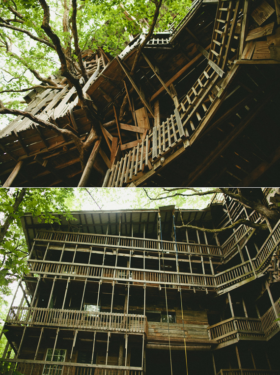 """Minister's Treehouse"", treehouse, tennessee, public"