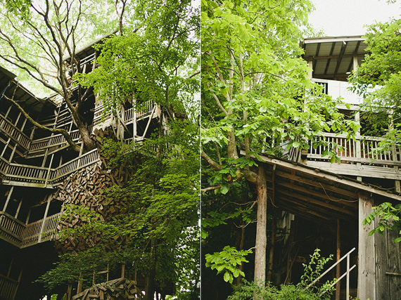 """""""Minister's Treehouse"""", treehouse, tennessee, public"""