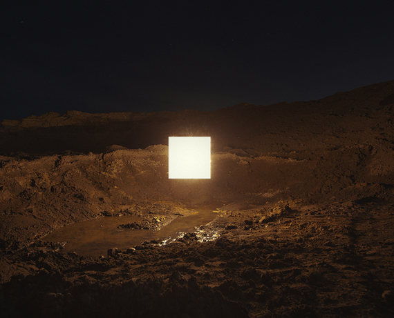 """Benoit Paille"" light, installation, photography"