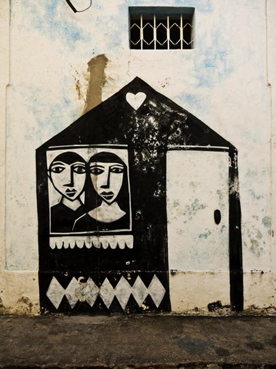 """""""Tacubaya Viaja"""", Olinda, Brazil, graffiti"""
