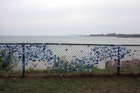 """Tasha Lewis"", butterflies, sculpture, ""paper sculpture"", guerrilla"