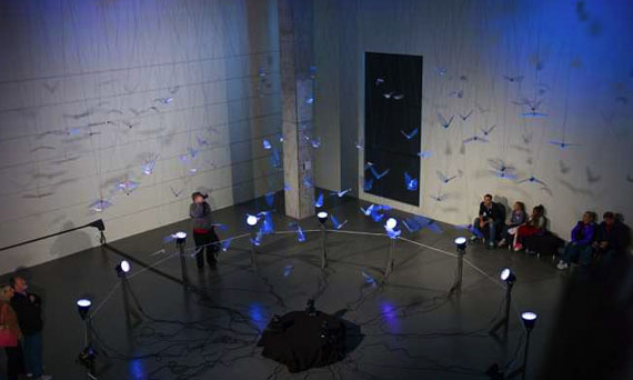 """Martijn van Wagtendonk"", ""song of lift"", art, installation"