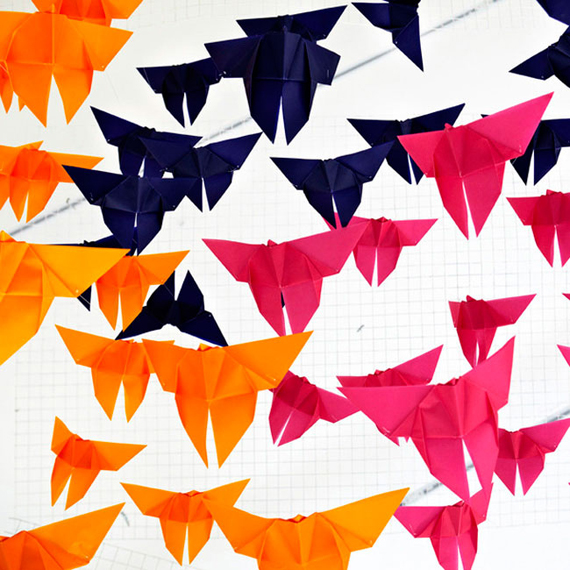 "Oragami, ""Saturday in Design"""